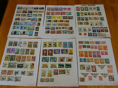 Old Nepal stamps
