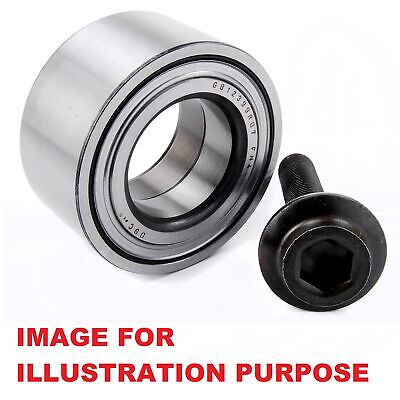 Transmission Front Wheel Bearing Hub Assembly Replacement - SNR R155.116
