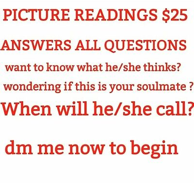 💞PSYCHIC LOVE HEALINGS I could read your Lover's thoughts