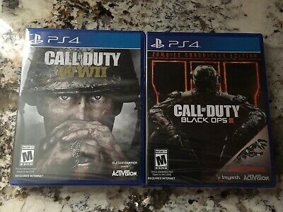 CALL OF DUTY Black Ops 3 [ Zombies Chronicles Edition ] (PS4