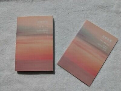 BTS The Notes The Most Beautiful Moment In Life book and blank notebook good con