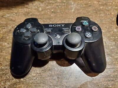 2 Sony PlayStation Dualshock 3 Controller - Black