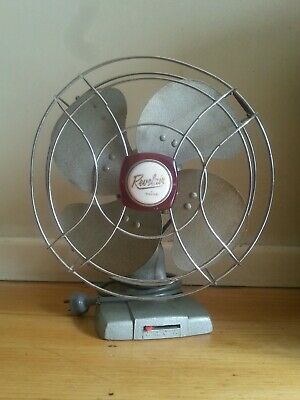 vintage retro industrial revelain fan