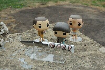 "Custom Opinel 8 ""cast STRANGER THINGS"" Millie Bobby Brown"