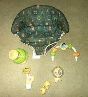 Disney Winnie the Pooh Walker Various Replacement Parts WA060CZP