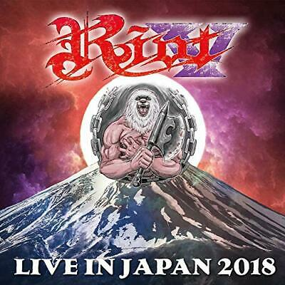 RIOT LIVE IN JAPAN 2018 JAPA From japan