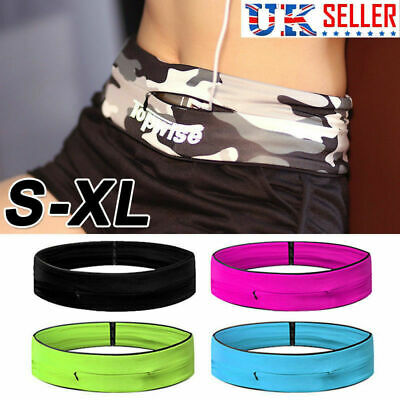 Sports Waist Pouch Fitness Walking Running Belt Pack for Mobile Keys Cards Cash