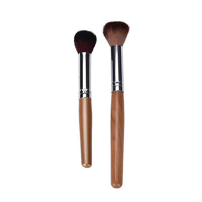 Pro Soft Blush Face Brush Makeup Cosmetic Foundation Tool Fad CA