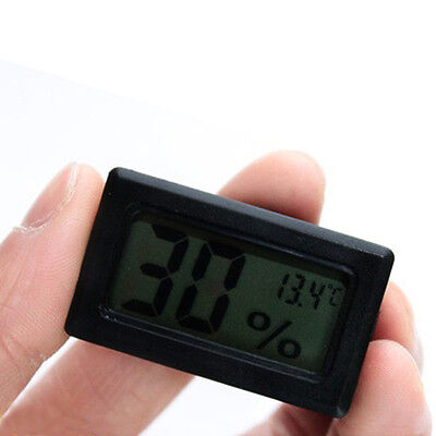 Digital Mini LCD Indoor Temperature Humidity Meter Thermometer Hygrometer Sale