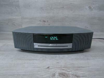 Bose Wave Music System Model AWRCC1 Radio Graphite Gray Tested