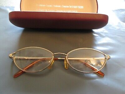 Ladies Spectacles Vintage Look kitsch? Gold & Silver metal CATS EYES Retro Style