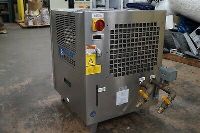 1 TON AIR COOLED CHILLER, Industrial Water Chiller, Portable