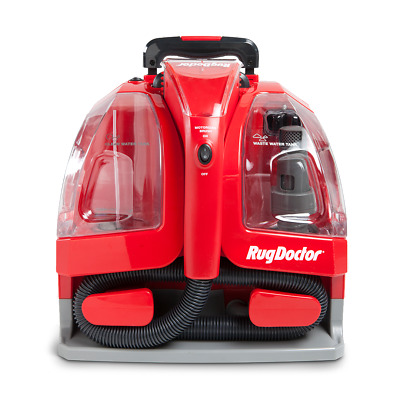 Rug Doctor Portable Spot Cleaner; Portable Carpet & Upholstery Cleaning