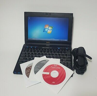 Dell Latitude 2120 Laptop with Windows 7 Pro OA - 1.66GHz - 250GB HDD - 1GB RAM