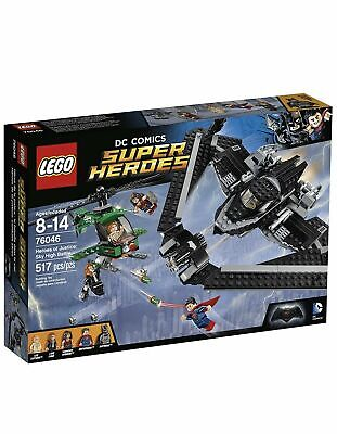 LEGO DC Super Heroes 76046 - Heroes of Justice: Sky High Battle