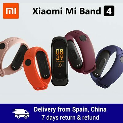 Xiaomi Mi Band 4 Smart Band 0.95inch AMOLED 120X240 Full Color Screen Bluetooth