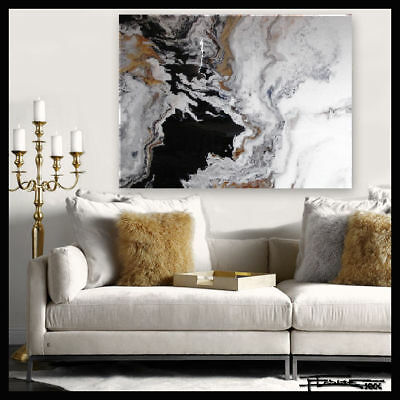 Abstract Resin Painting,  Contemporary, Modern Wall Art, Large, Framed ELOISExxx