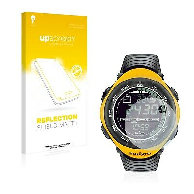 upscreen Reflection Schutzfolie für Suunto Vector Yellow Displayschutzfolie