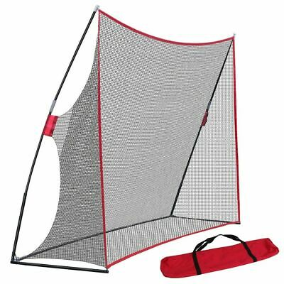 Golf Net Practice Hitting Training Driving Chipping Cage Aid Outdoor Portable US