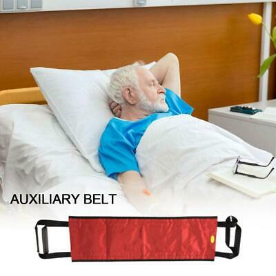 Portable Patient Lift Support Auxiliary Belt Rehab Harness Assist Elderly Sick