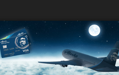 Alaska Airlines Glft Card - Email Delivery ($100)