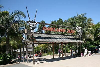 Oakland Zoo (Family) Guest Pass (Incl: 2 Adults + 2 Children Tix + Free Parking)