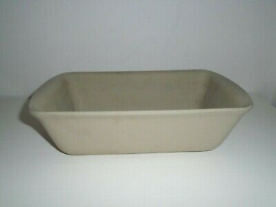 Pampered Chef Heritage Collection Stoneware  2lb Loaf Tin