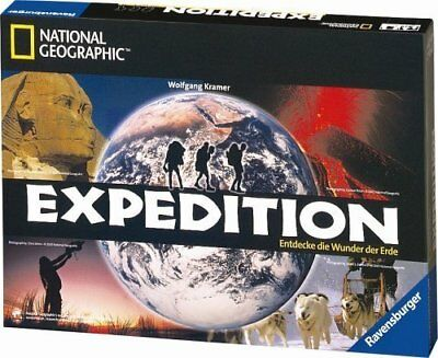 Expedition National Geographic Ravensburger