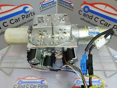 BMW 4 Series Convertible Roof Pump   F33   7344440