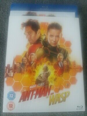 Ant man and the wasp blu ray