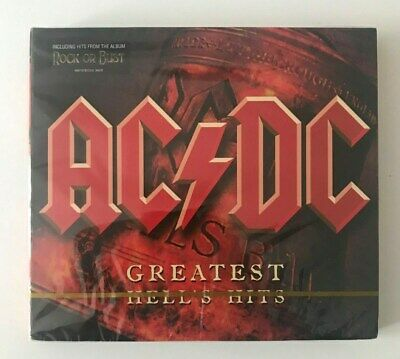 2 Cd Ac/dc Greatest Hell's Hits