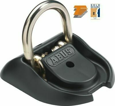Abus Wba 100 Granit Wall Anchor Motorcycle Security 0497061