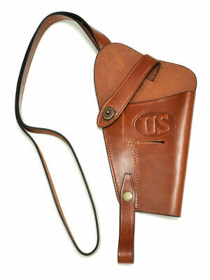 US WW2 M3 Colt 1911 .45 Tanker Shoulder Holster WW II M3 Army Repro World War II