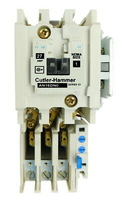 Cutler-Hammer A200M1CAC Eaton Certified Reconditioned