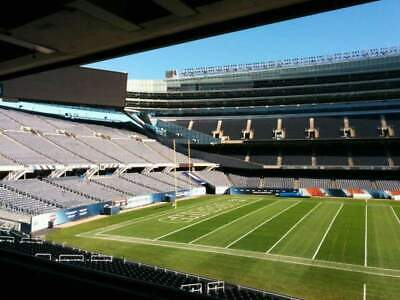 2-4 tickets to Chicago Bears vs New York Giants - Sunday 11/24 Section 240 Row 2