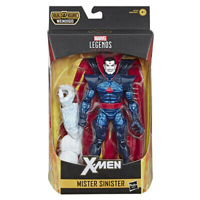 "Marvel Legends 6"" X-Force Wave 1 - MR Sinister  (WENDIGO BAF) *IN STOCK*"
