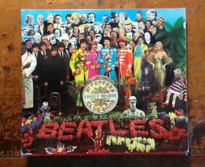 The Beatles - Sgt Peppers Lonely Hearts Club Band (Parlaphone 1987)