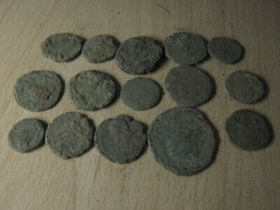 Ancient roman coins lot 4