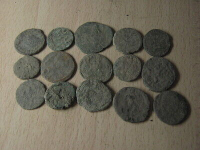 Ancient roman coins lot 5