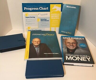 Dave Ramsey Financial Peace University Membership Kit 2014 Audio Complete