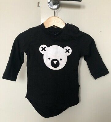 Huxbaby - Long Sleeve Top Size 6-12 Months Like New