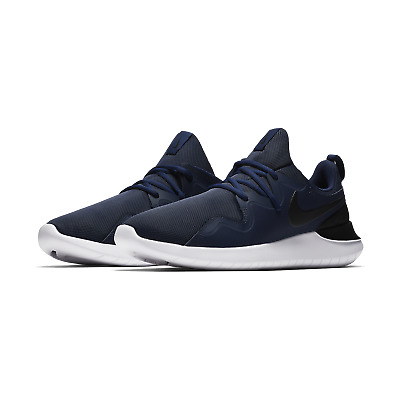 Mens Nike Tessen Trainers Mens Navy Light Sports Running Gym Shoes Sneakers size