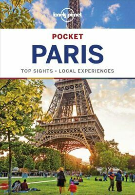 Lonely Planet Pocket Paris by Lonely Planet 9781786572813 | Brand New