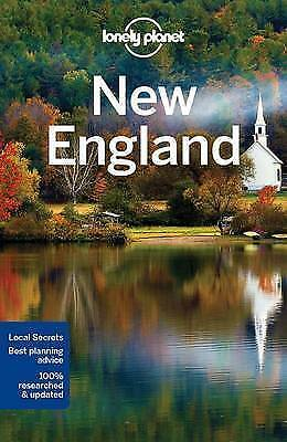 Lonely Planet New England by Lonely Planet (Paperback, 2017)