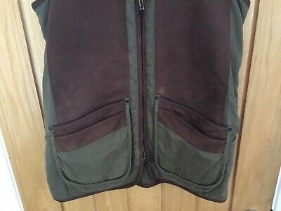 musto shooting vest Size Small