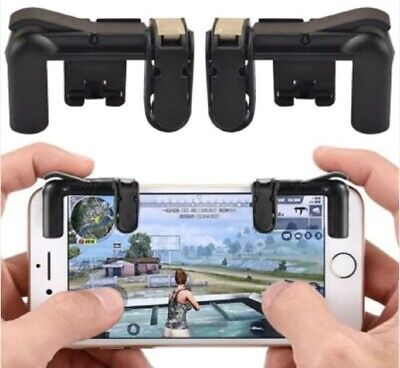 Generic Mobile Phone Gaming Fire Button Trigger L1R1 Shooting Controller (2PCS)