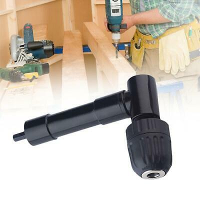 0.8-10mm Right Angle Bend Extension 90 Degree Cordless Drill Attachment Adapter