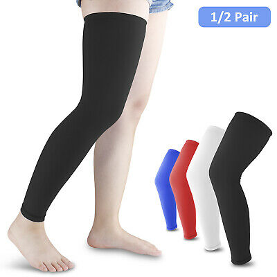Compression Socks Knee High Support Stockings Leg Thigh Sleeve For Men Women US