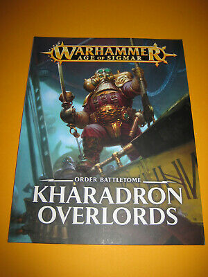 Warhammer - Age of Sigmar - Battletome - Kharadron Overlords