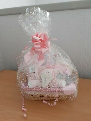 Baby Shower hamper basket Birth Gift